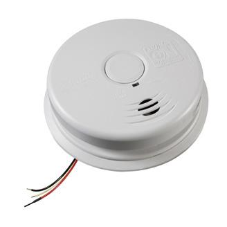 Kidde i12010S - Worry-Free Hardwired Interconnect Smoke Alarm Sealed Lithium Battery Backup - Ready Wholesale Electric Supply and Lighting