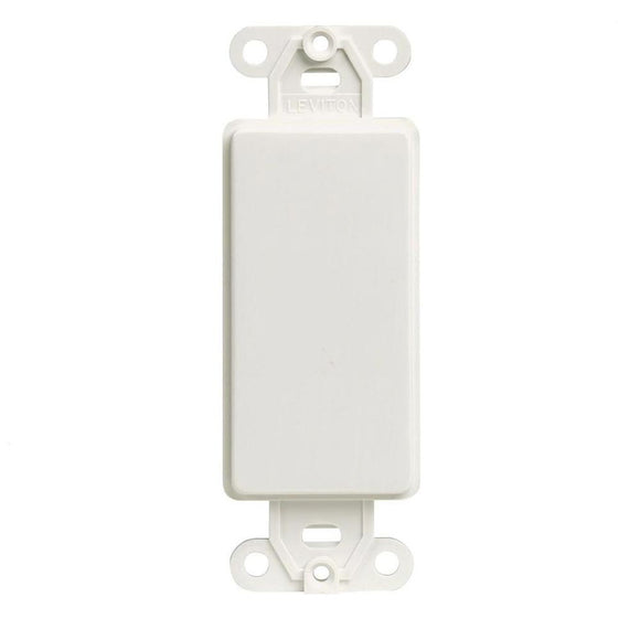 Leviton 80414 - Decora QuickPort Multimedia Insert - Ready Wholesale Electric Supply and Lighting