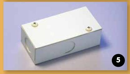 Lighting JB-1 Junction Box For Xenon & LED Undercabinet - Ready Wholesale Electric Supply and Lighting