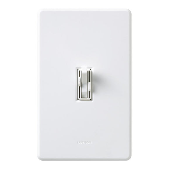 Lutron AY2-LFSQ Ariadni Dual Fan / Light Control - Ready Wholesale Electric Supply and Lighting