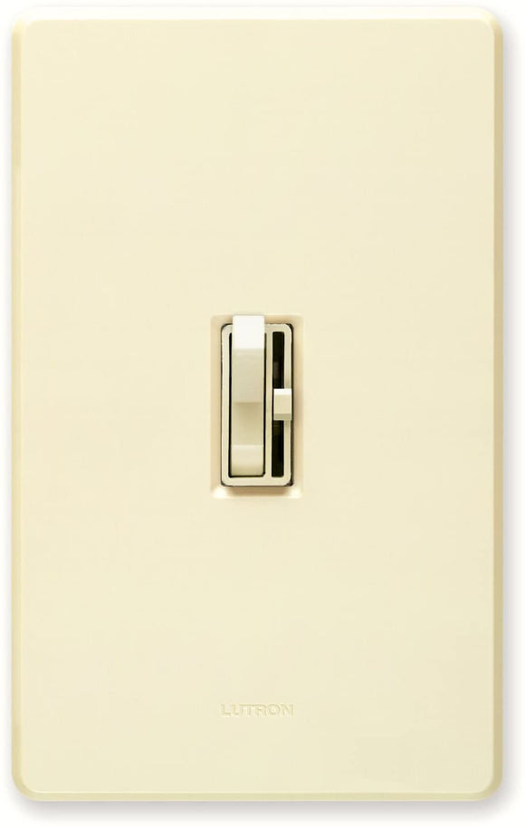 Lutron AYLV-600P Ariadni 600W, Single Pole, Magnetic Low Voltage Dimmer - Ready Wholesale Electric Supply and Lighting