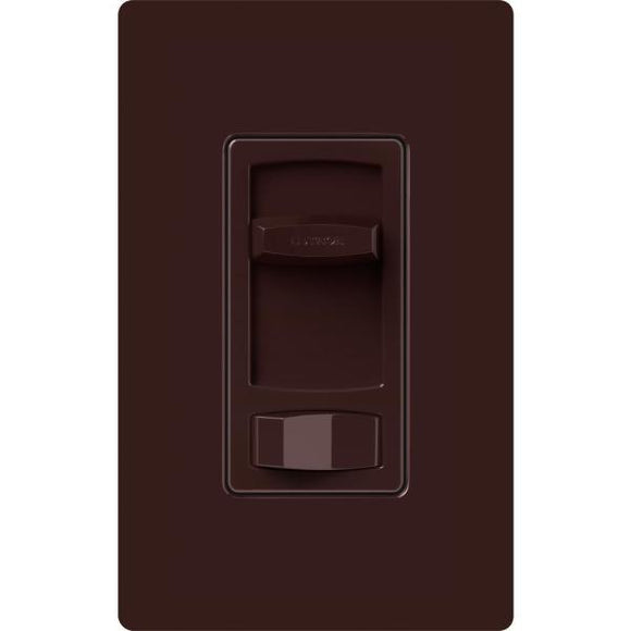 Lutron CT-603P Skylark Contour 600W 3-Way, Incandescent / Halogen Dimmer - Ready Wholesale Electric Supply and Lighting
