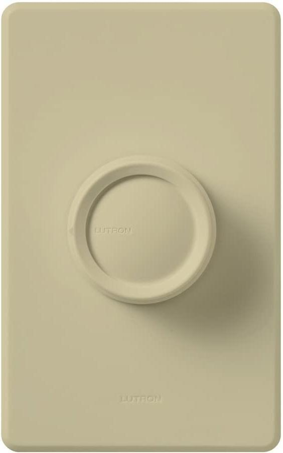 Lutron FSQ-2FH-DK Dual Knob Rotary Fan Controls - Ready Wholesale Electric Supply and Lighting