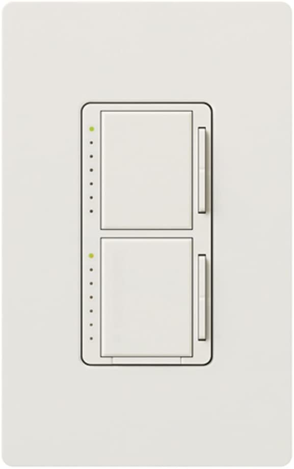 Lutron MA-L3L3 Maestro 120V, 8A, Single Pole / Multi-Location, Digital Switch - Ready Wholesale Electric Supply and Lighting