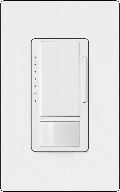 Lutron MRF2S-8SD010 Vive Wireless in Wall Occupancy/Vacancy Sensing 0-10V Dimmer - Ready Wholesale Electric Supply and Lighting