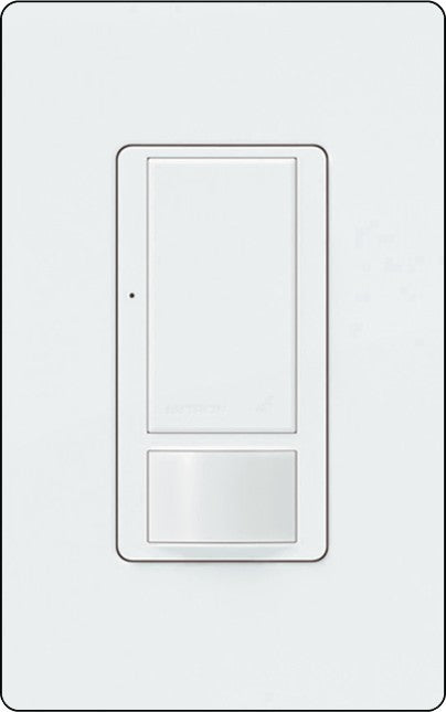 Lutron MRF2S-8SSV Vive Wireless In Wall Vacancy Sensing Switch - Ready Wholesale Electric Supply and Lighting