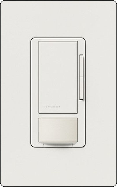 Lutron MS-Z101 Maestro 120V-277V, In-Wall Occupancy/Vacancy Sensing 0-10V Dimmer - Ready Wholesale Electric Supply and Lighting