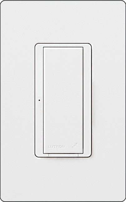 Lutron MSC-S8AM Maestro (satin) 120V, 8A, Single Pole / Multi-Location, Digital Switch - Ready Wholesale Electric Supply and Lighting