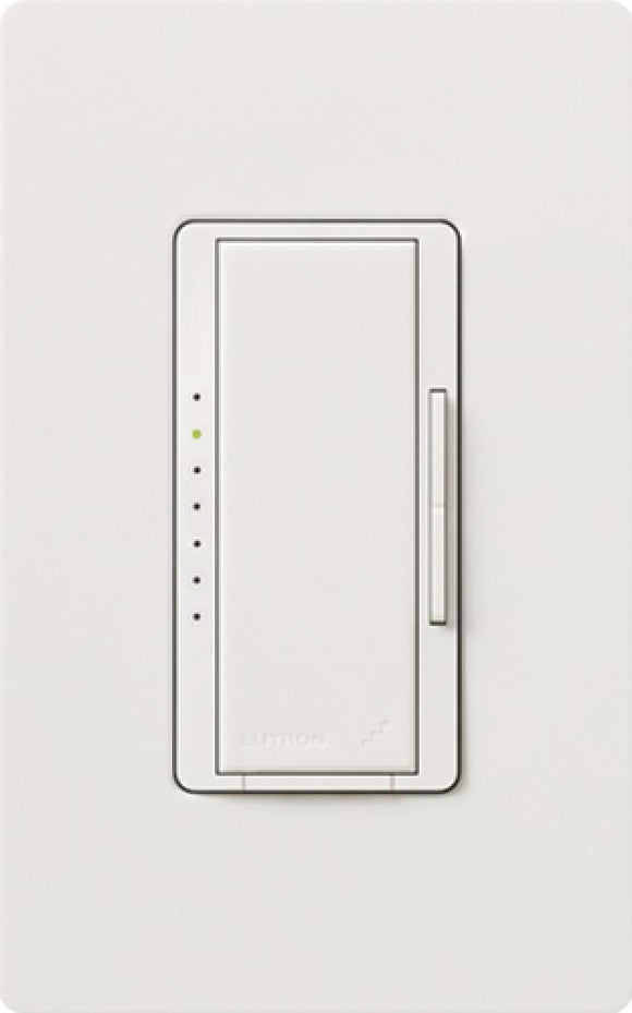 Lutron MSCELV-600M Maestro (satin) 600W, Single Pole / Multi-Location, Electronic Low Voltage Dimmer - Ready Wholesale Electric Supply and Lighting