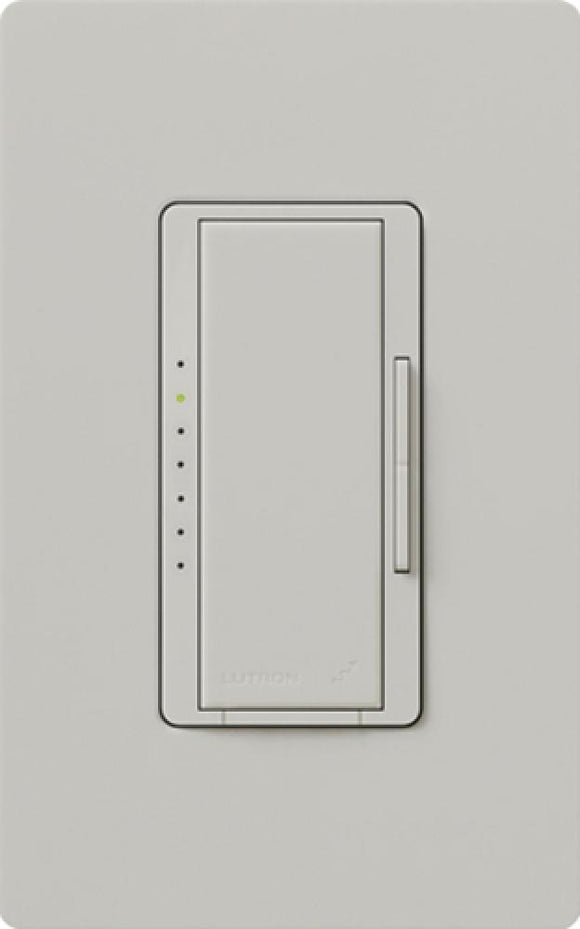 Lutron MSCLV-600M Maestro (satin) 450W, Single Pole or Multi-Location, Magnetic Low Voltage Dimmer - Ready Wholesale Electric Supply and Lighting