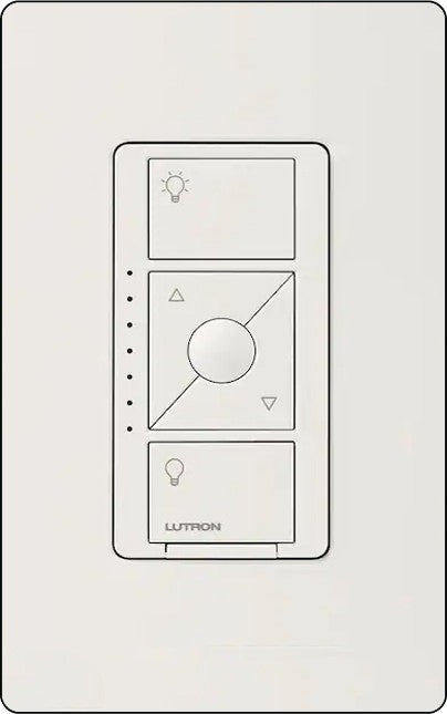 Lutron PD-5NE Caséta Wireless C.L In-Wall Dimmer ELV+ - Ready Wholesale Electric Supply and Lighting