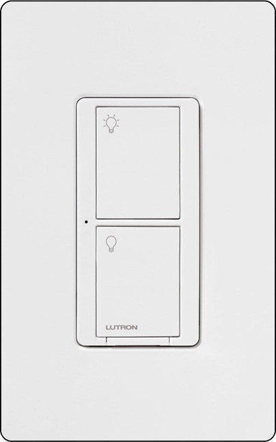 Lutron PD-6ANS Caséta Wireless 6A In-Wall Neutral Switch - Ready Wholesale Electric Supply and Lighting