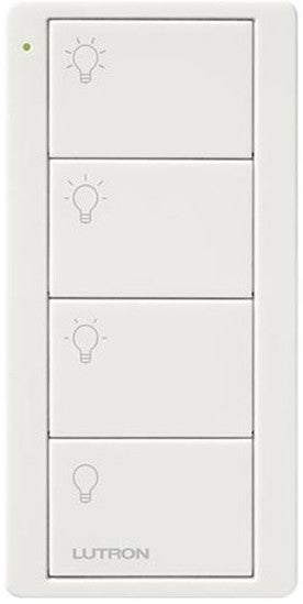 Lutron PJ2-4B 4-Button Wireless Control - Ready Wholesale Electric Supply and Lighting