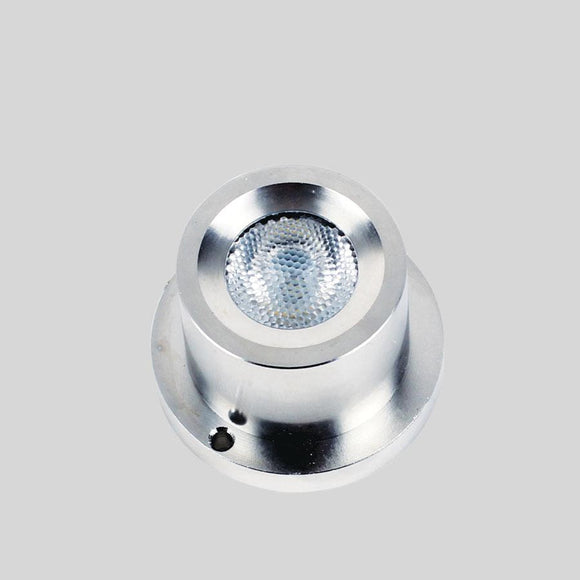 ROC Lighting DOT-100 - 3W 12VDC Indoor / Outdoor LED Light Fixture - Ready Wholesale Electric Supply and Lighting