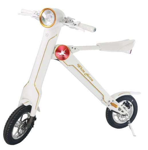 WHITE HORSE ELECTRIC BIKE - knightryder1