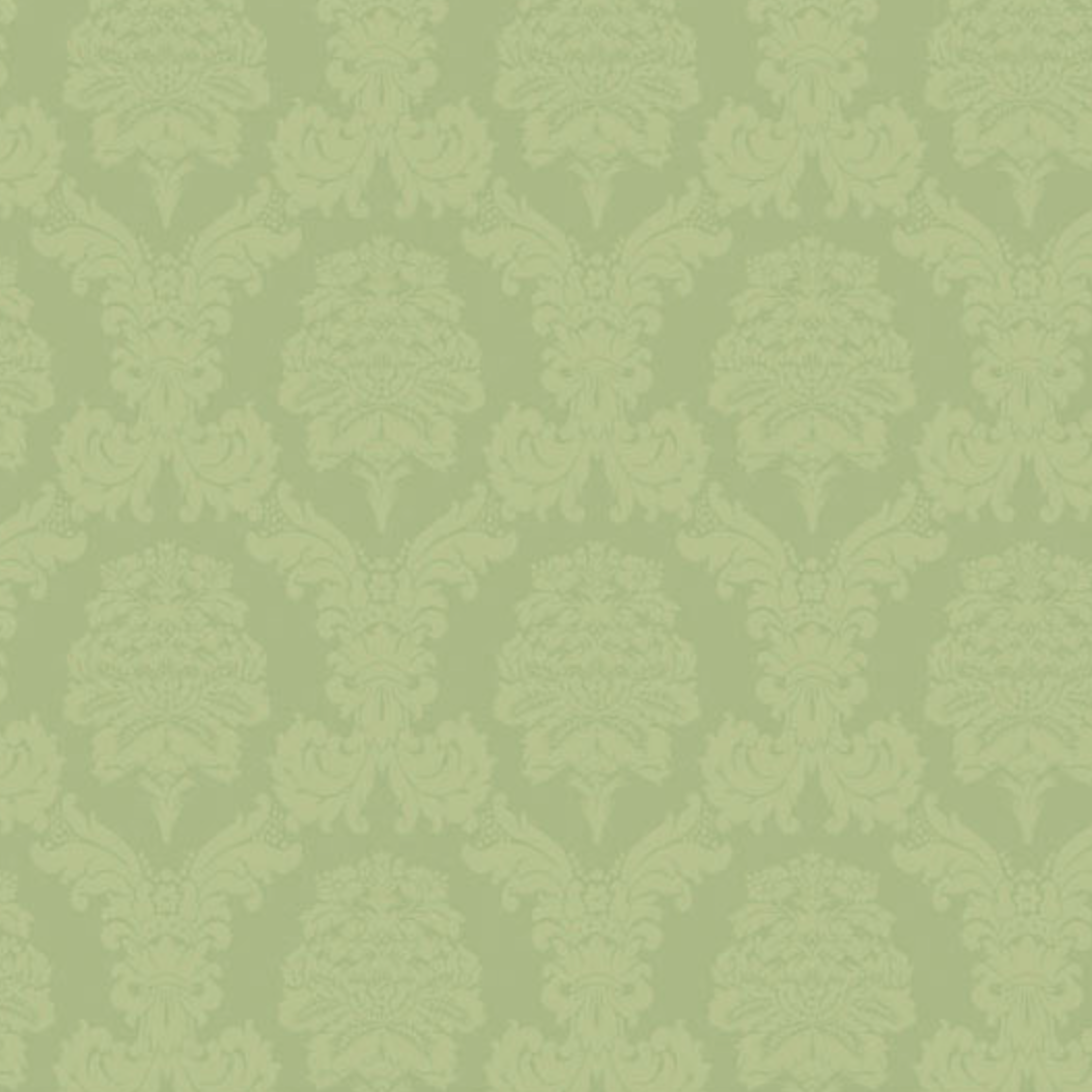 DAMASK LIGHT GREEN