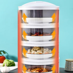 Viopio-heatfresh-dust-proof-temperature-preserving-insulated-food-tower