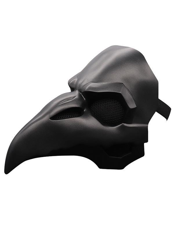 Viopio - Punk Plague Doctor Long Nose Beak Mask