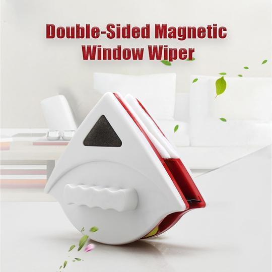 Cleana - Double-Sided Window Cleaner with an anti-fall rope