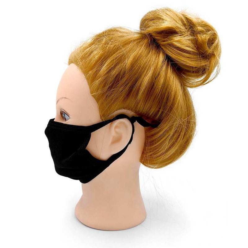 Reusable Masks Black (20pcs/pack)