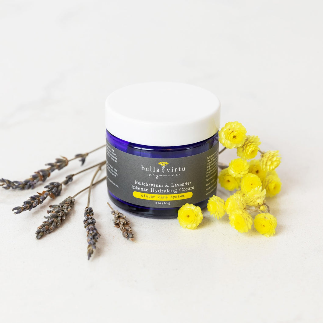 Helichrysum & Lavender Intense Hydrating Cream