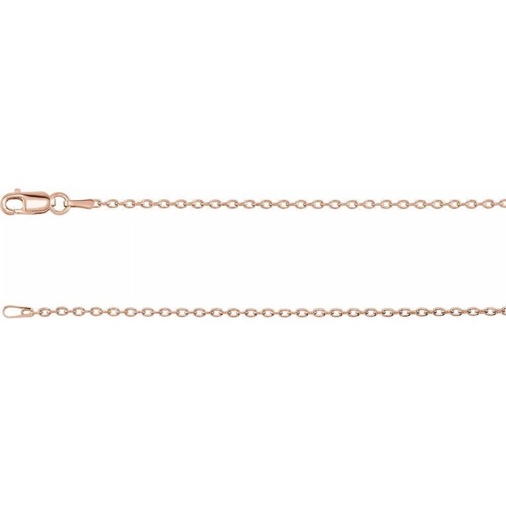 Cable Chain With Lobster Clasp (16082883)