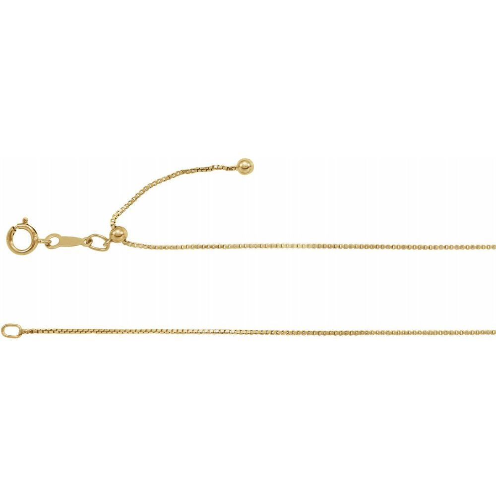 Adjustable Box Chain Spring Ring (16065395)