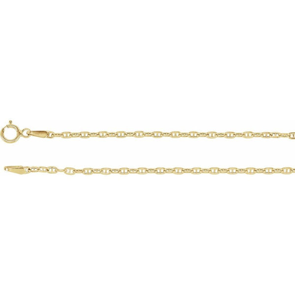 Anchor Chain Necklaces