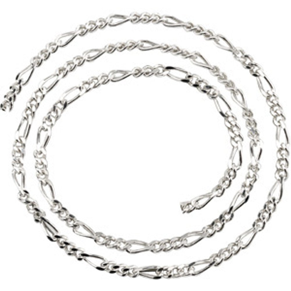 Figaro Chain With Lobster Clasp (1059573)