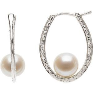 Women's Pearl Fashion Earrings