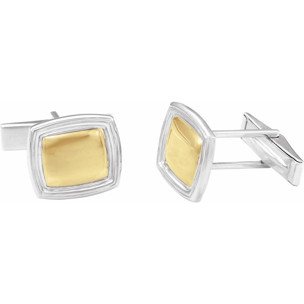 Square Cuff Links (11147287)