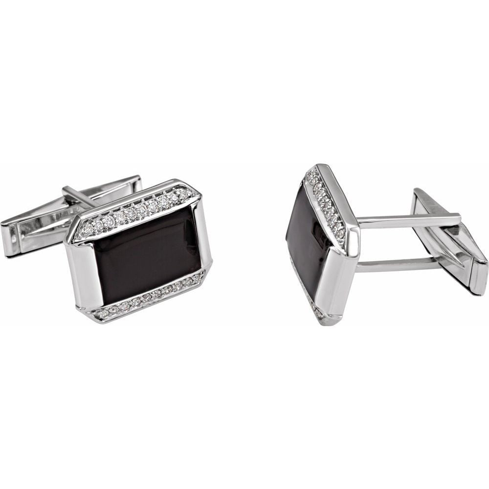 Diamond Cuff Links (2685652)