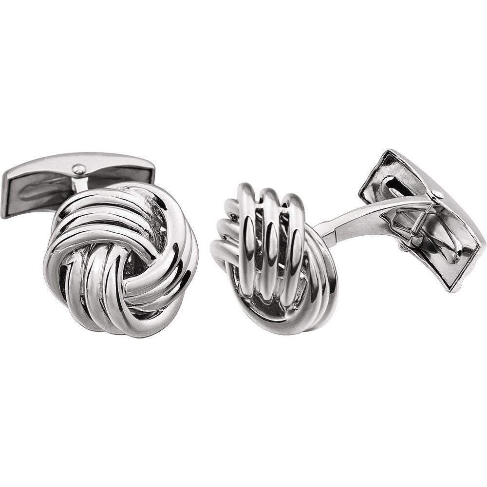Knot Cuff Links (9679955)