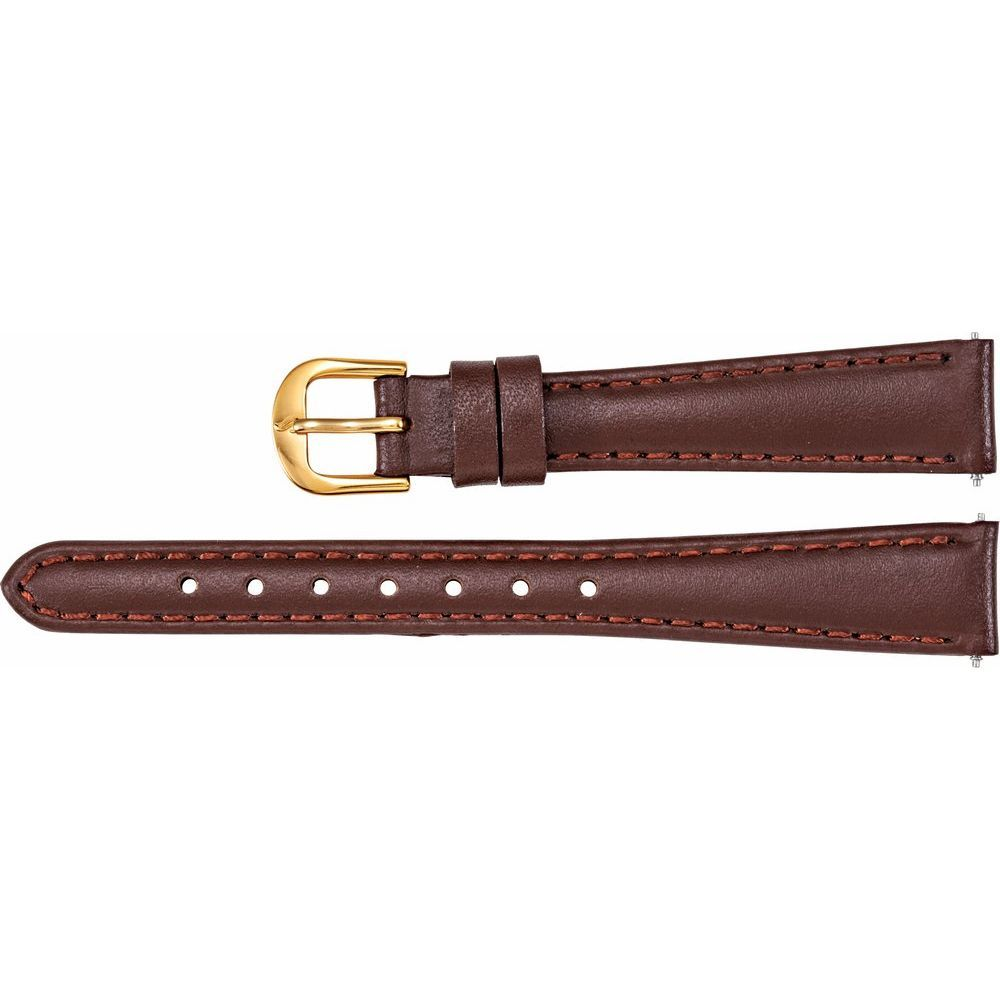 Leather Calf Padded Watch Band (130420)