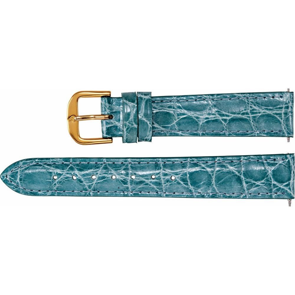 Ez-Change Genuine Crocodile Padded Watch Band (2248809)