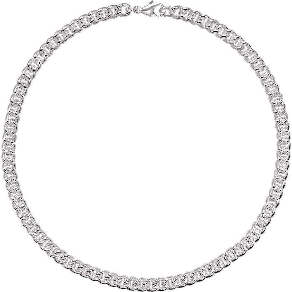 Curb Chain With Lobster Clasp (180479)