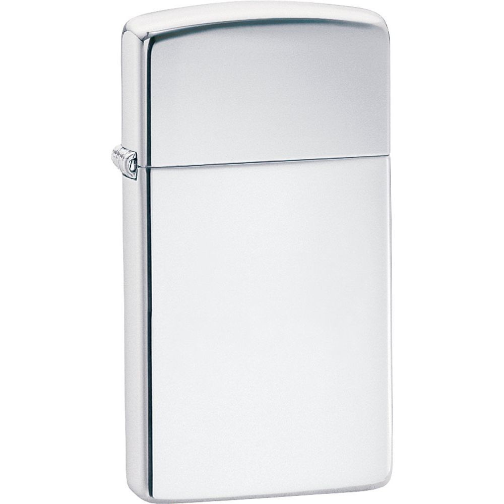 Zippo® Slim® High Polish Chrome Lighter (5618990)