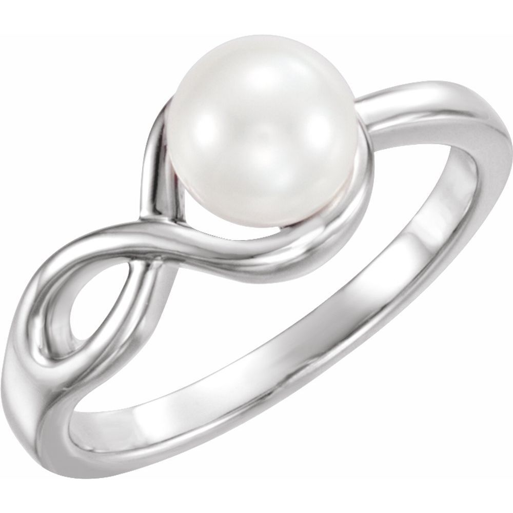 Freshwater Pearl Ring (11923002)