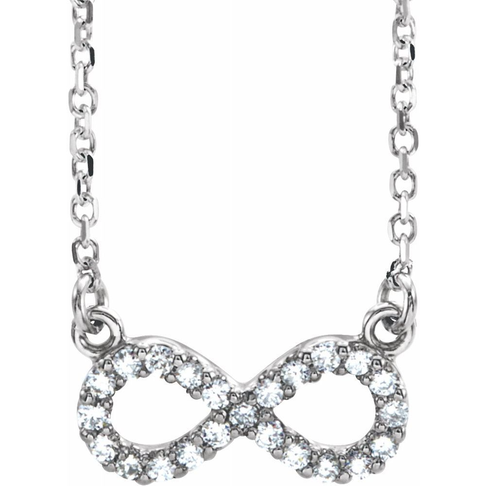 Infinity Necklace (11273741)
