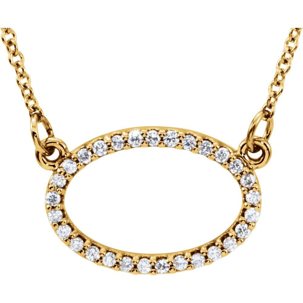 1/8 Ctw Diamond Necklace (8918831)