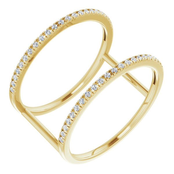 Women's Diamond Fashion Rings