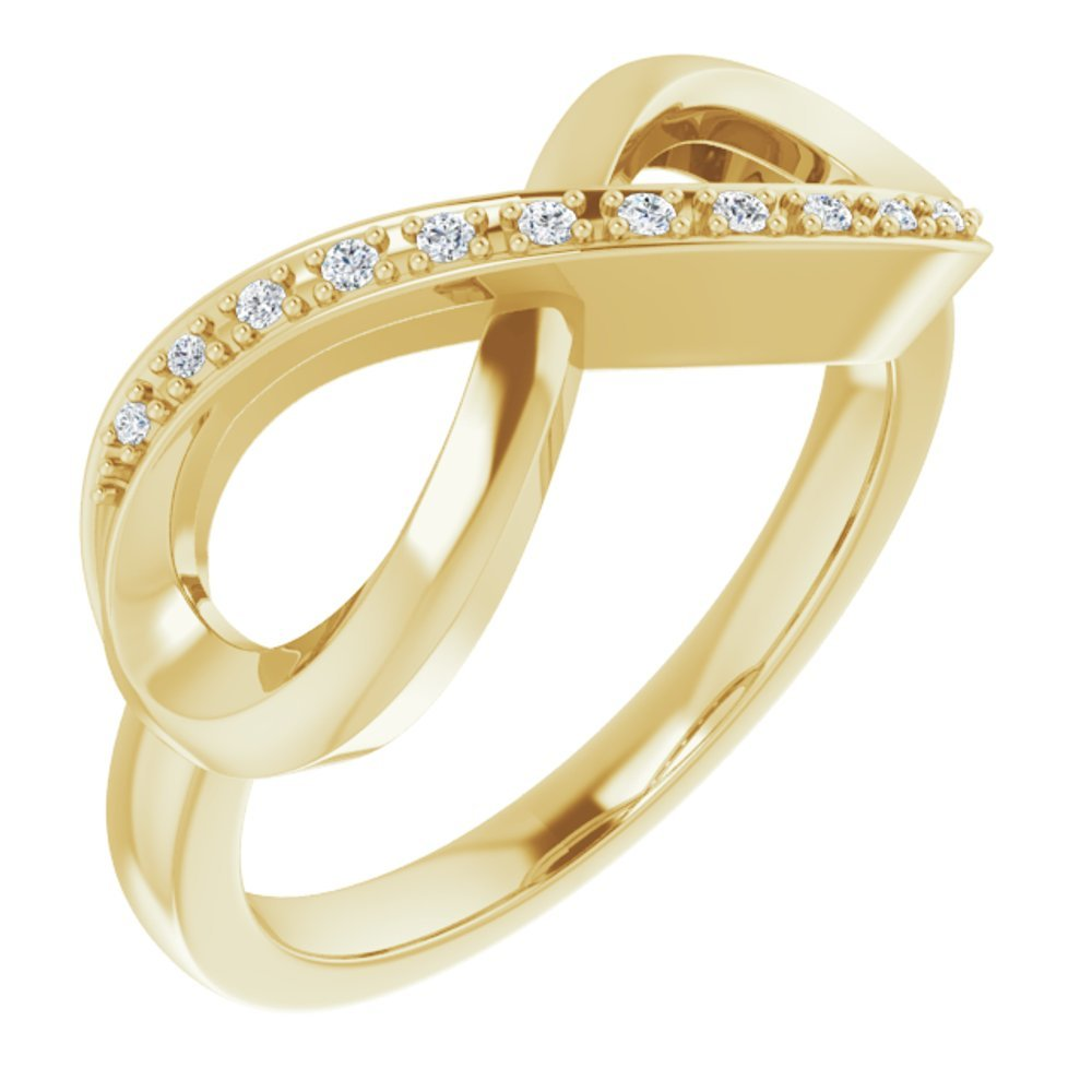 .05 Ctw Diamond Ring (12300759)