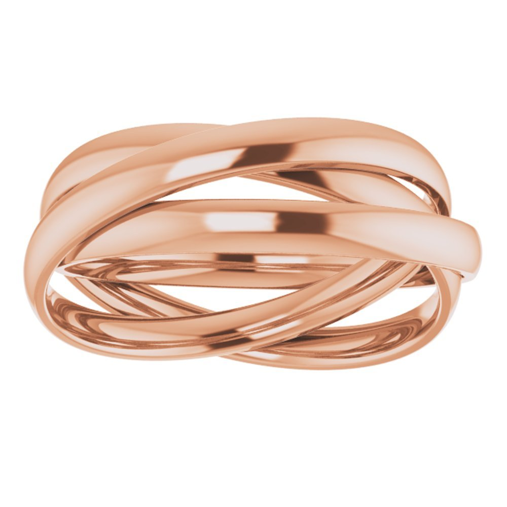 Three Band Rolling Ring (13204194)