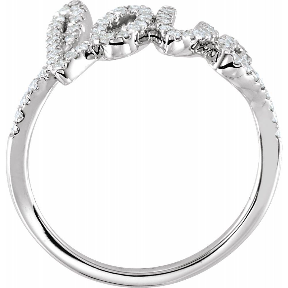 Diamond Love Ring (16771024)