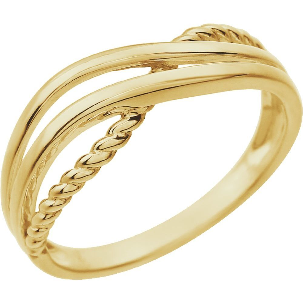 Rope Crossover Ring (11112153)