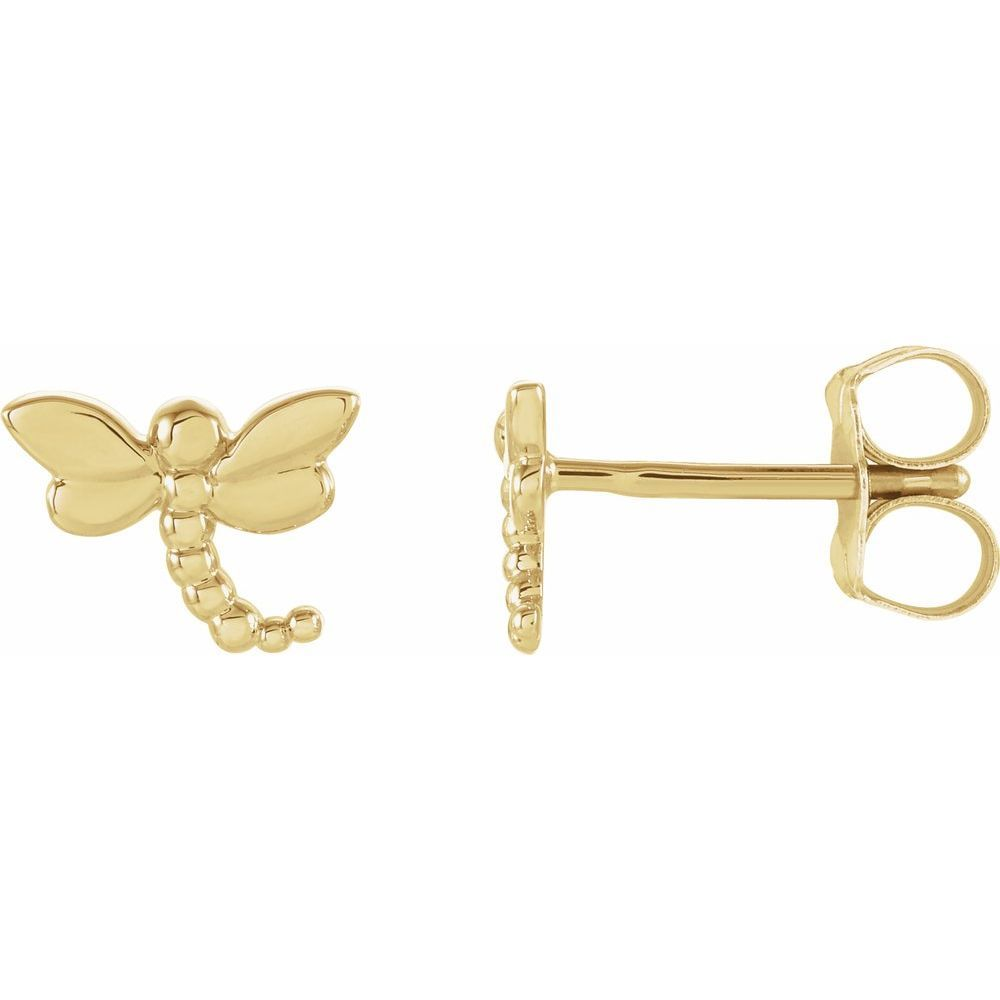 Dragonfly Earrings (9295970)