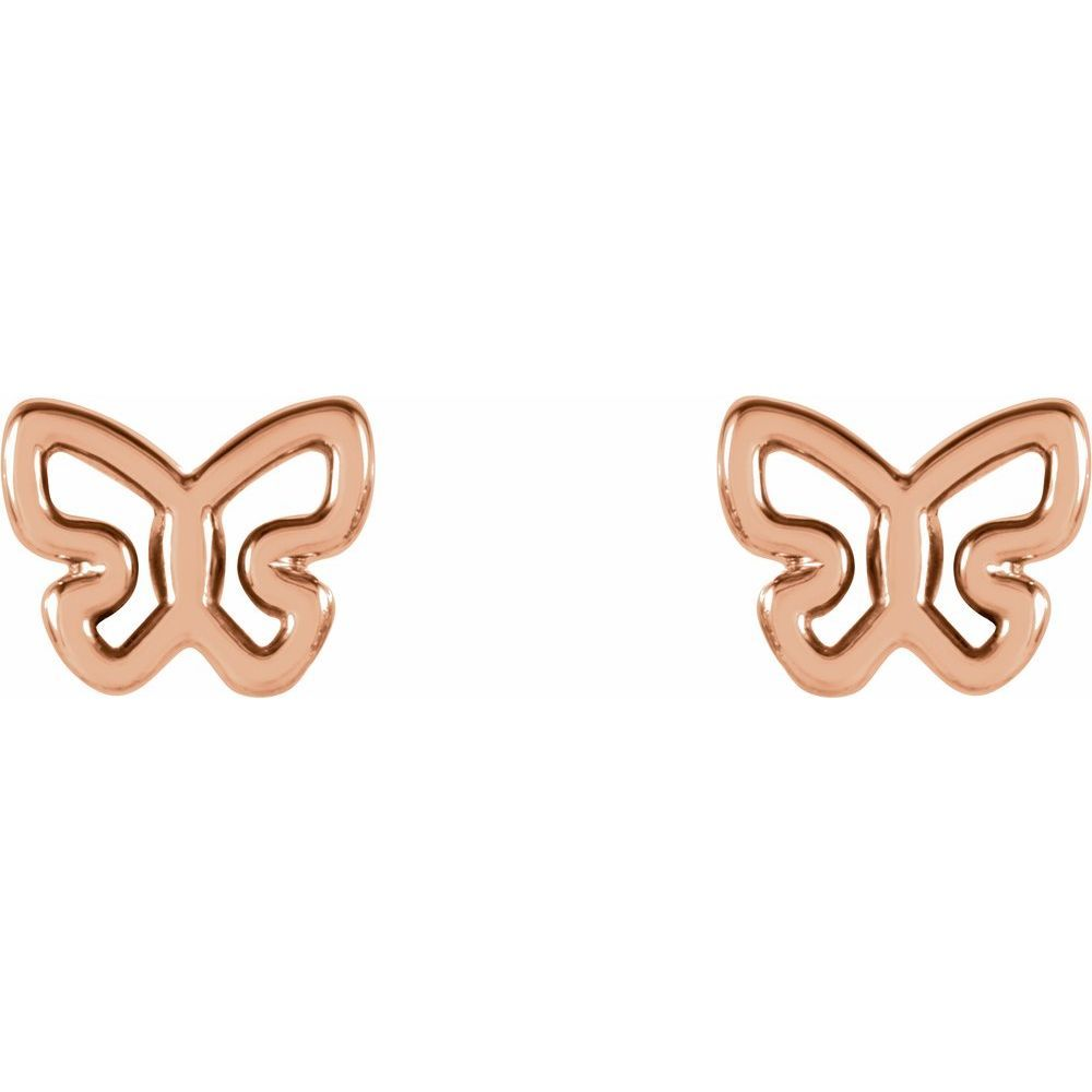 Butterfly Earrings (9295967)
