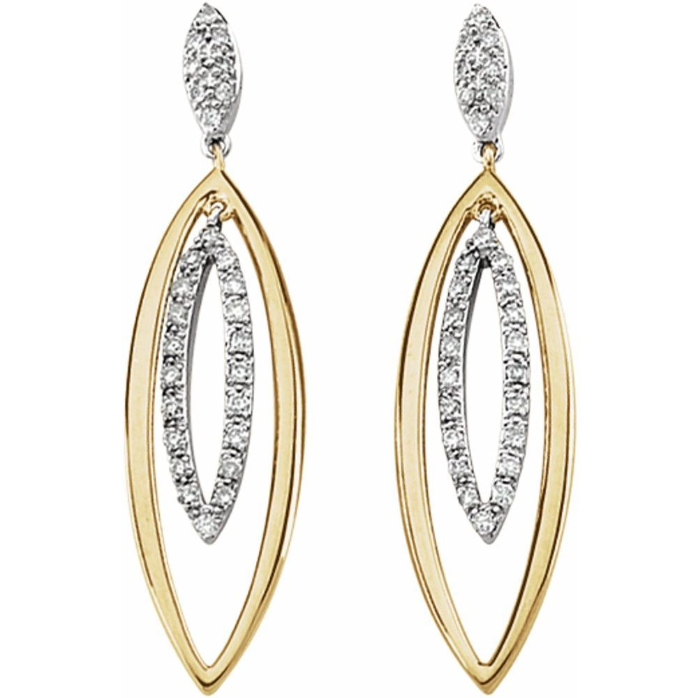 Diamond Earrings (3296102)