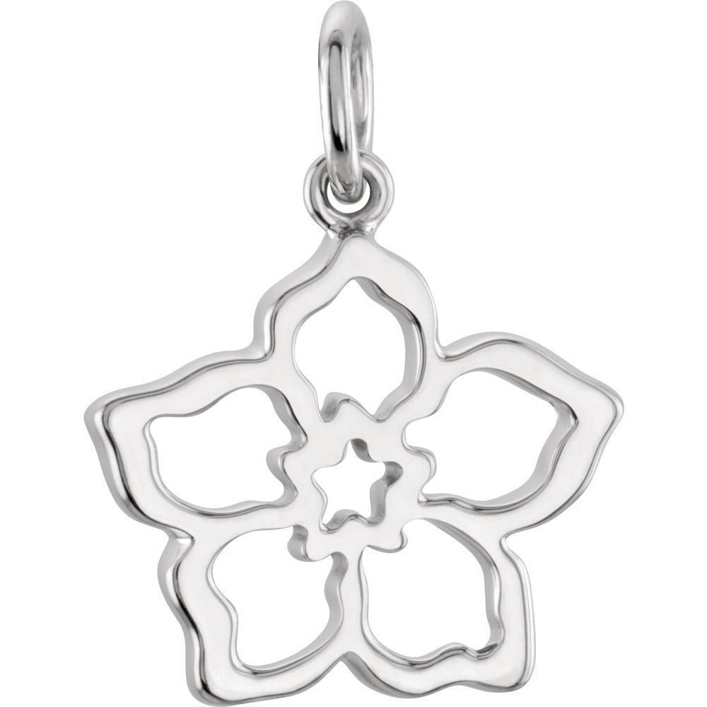 Forget Me Not Charm (2959651)