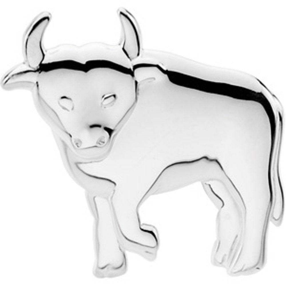 The Playful Bull Brooch (178621)